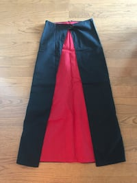 Block color skirt - never worn - size 0-2 New York, 11109