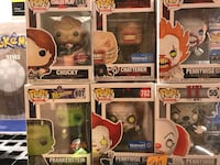 "Funko Pop 10"" extra large pops Horror Chucky and mystery boxes Toronto, M4Y 2Y5"