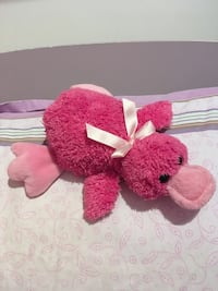 Peluche paperotto rosa