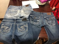 Women's BKE and Silver Jeans Sizes 26 & 27 Great Falls, 59405