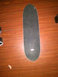 black and white skateboard deck Los Angeles, 90044