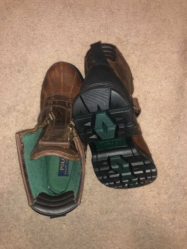 Polo Boots size 9 c25c7280-2431-4443-949e-be4851ce8bc3