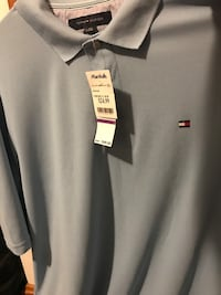 gray and black polo shirt Louisville, 40216