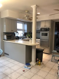 Whole Kitchen: cabinets+appliances (stove/oven/dishwasher)+countertop