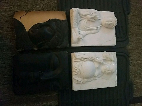 Tales by Pave stone Buddha set 0
