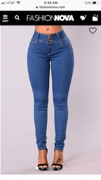 Size 5 jeans  Stafford, 22556