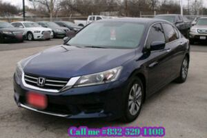Honda - Accord - 2014 $1600 down