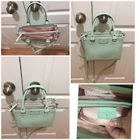 AUTHENTIC KATE SPADE BAG in MINT GREEN COLOR Toronto, M1X 1S5