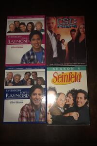 Steinfeld dvd movies and 1 csi seasons  Las Vegas, 89117