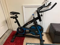 Blue Indoor Cycling Fitness Bike  New York, 11417