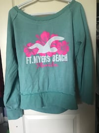 gray and pink Pink by Victoria's Secret sweater St Catharines, L2S 4A6