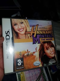 Hannah Montana The Movie spill Nintendo DS  Oslo, 0988