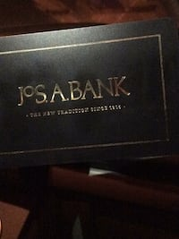jos a bank gift card Vienna, 22182
