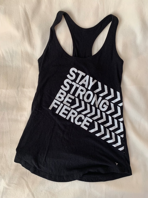 Old Navy Workout Tank - Small 5a4b1686-e083-4090-80aa-730c964ef95c