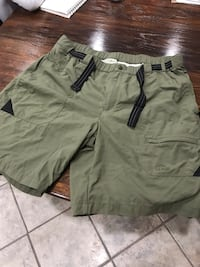 LL Bean shorts/trunks hybrid. XL   Clifton, 20124