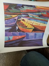 Boat art brand new Shelby charter Township, 48316