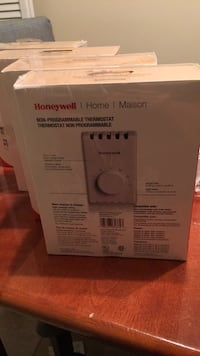 white and gray Honeywell air cooler box Montréal, H8R 3W7