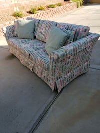 7' couch great condition .  Las Vegas, 89156