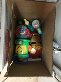 Free gently used kids toys