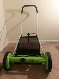Greenworks Reel Mower Springfield, 22152