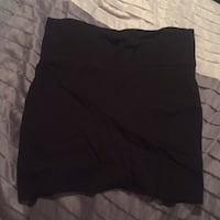 Black mini skirt, medium Janesville, 53545