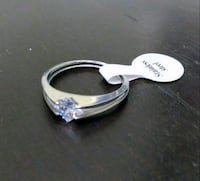 Womans Stainless Steel Ring Hamilton, L8S 1H6