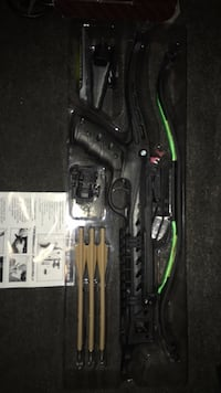 BARNETT DESIGNED ZOMBIE CROSSBOW THE STRONGEST LIGHTEST FASTEST. NEW
