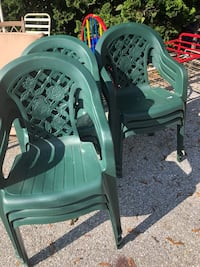 9 stackable chairs Taneytown, 21787