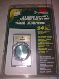 24 HR Security wall Light switch timer