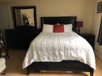 Bedroom Set - 3 pieces, great condition Washington