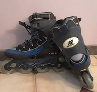 K2 ROLLERBLADES/PATINS A ROULETTES K2 Montreal