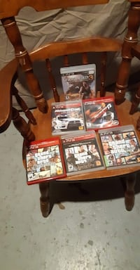 Ps3 games Niagara Falls