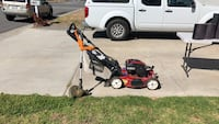 Toro personal pace self propelled mower and 20v trimmer/edger. Santa Cruz, 95060