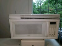 White like new under Cabinet Microwave 259 mi
