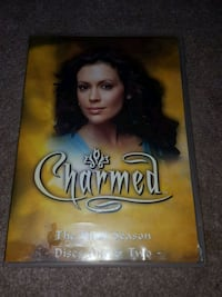Charmed the final season disc one & two