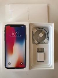 APPLE IPHONE X 256 GB Fatih, 34093