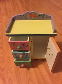 Children's jewelry organizer