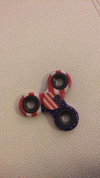 America Smooth Fidget spinner Hollywood