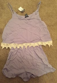 Romper Size Small, Lavender Purple Indianapolis, 46224