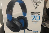 Turtle beach headset (wired)