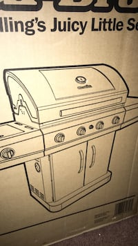 char-broil gas grill box