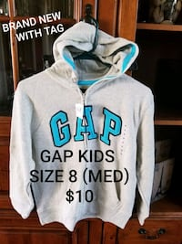 BOYS HOODIE/SWEATER BRAND NEW WITH TAG.  Thornton, L0L 2N0