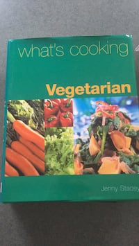 Vegetarian cookbook  Pickering, L1W 1R1