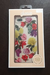 Brand new Sonix iPhone 6s Plus, 7 plus, 8 plus case