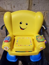"Fisher-Price ""Laugh & Learn Smart Stages"" Chair"