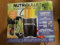 Brand new Nutribullet RX London, N6C 5A9