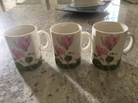3 Mugs / Made in Jspan Toronto, M2H