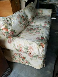 Two sofas great condition Belmar, 07719