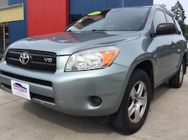 *RELIABLE AND EFFICIENT* 2008 TOYOTA RAV4 -- GUARANTEED CREDIT APPROVAL