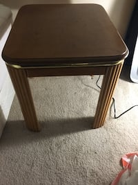 End Table  North Canton